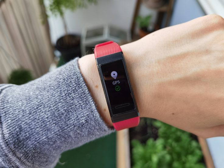 Huawei Band 4 Pro GPS