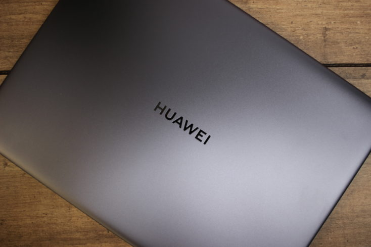 Huawei Matebook 13 Display Rueckseite