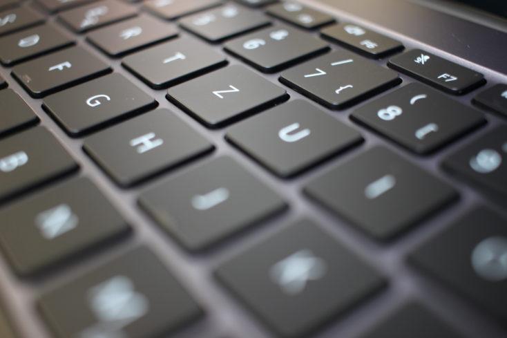 Huawei Matebook 13 Tastatur