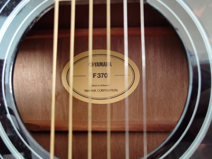 Huawei P40 Pro Hauptkamera Gitarre