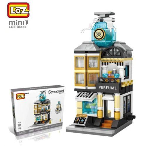 LOZ Mini Gebäude