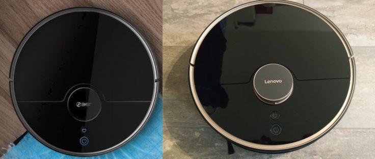 Lenovo X1 Saugroboter Qihoo 360 S7 Plus Vergleich Design