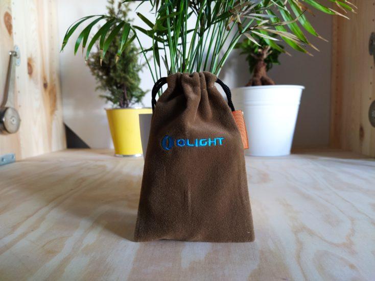 Olight S1R Baton II Taschenlampe Aufbewahrungsbeutel
