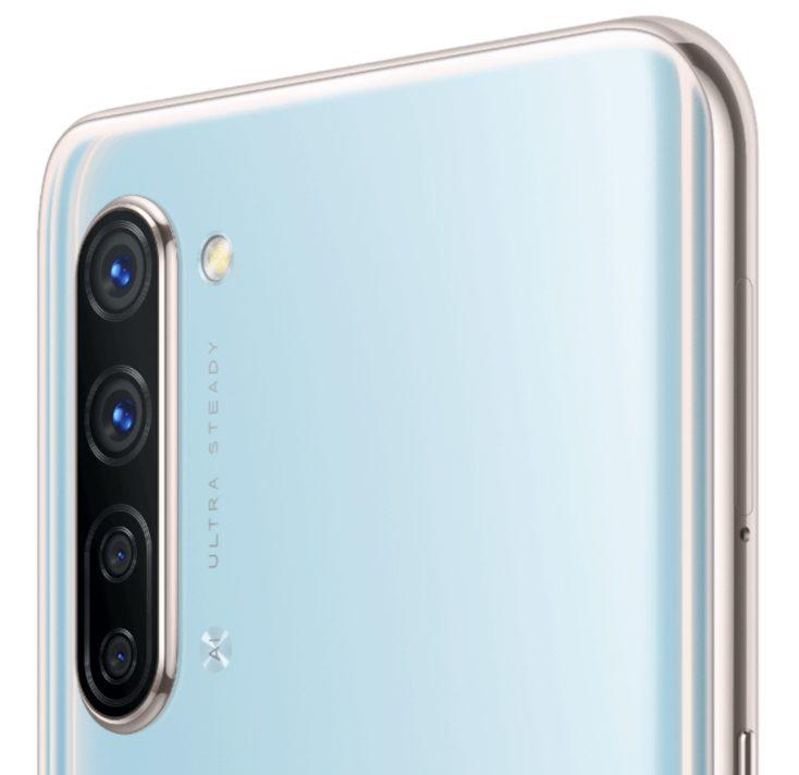 Oppo Find X2 Lite Quad Kamera