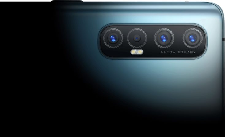 Oppo Find X2 Neo Kamera