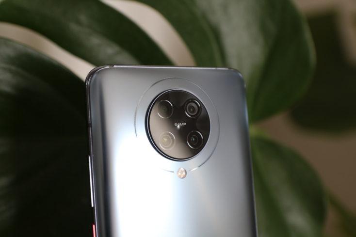 Poco F2 Pro Kamera