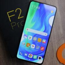 Poco F2 Pro Smartphone mit Box