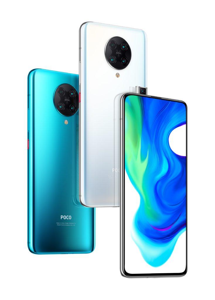 Pocophone F2 Pro Smartphone Design