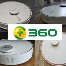 Qihoo 360 Saugroboter UEbersicht