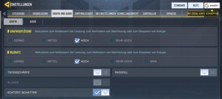 Realme 6 Gaming Screenshot