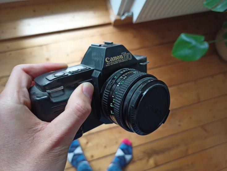 Realme 6 Hauptkamera Testfoto Kamera