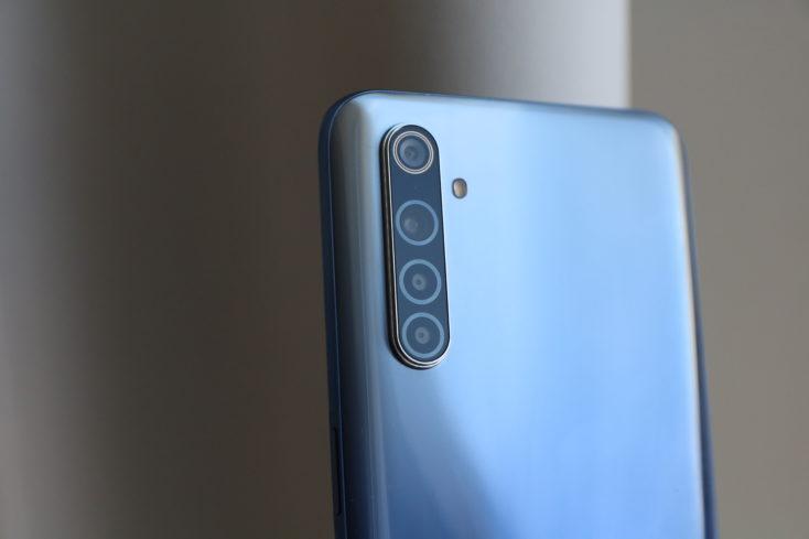 Realme 6 Smartphone Quad-Kamera