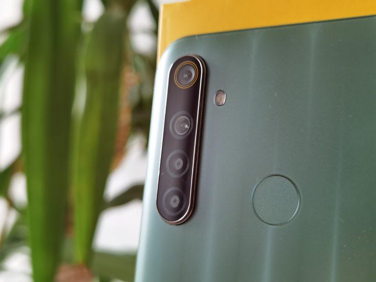 Realme 6i Kamera