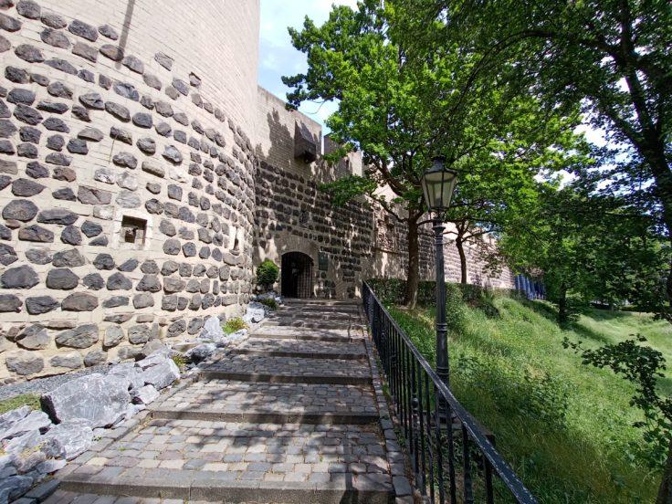 Realme 6i Ultraweit Burg