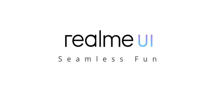 Realme UI Betriebssystem
