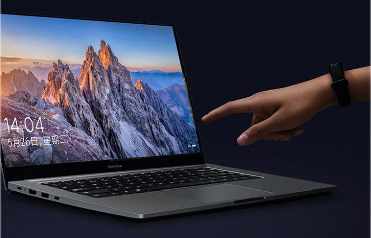 RedmiBook 16 Miband entsperren