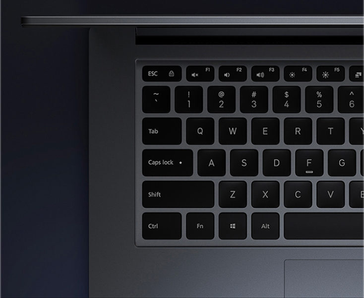 RedmiBook 16 Tastatur