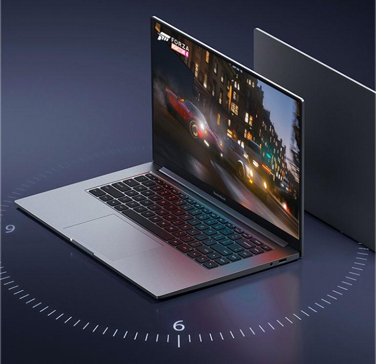 RedmiBook 2020 Seitenansicht