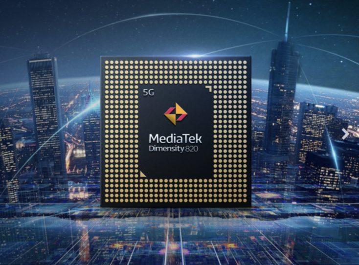 Redmi Note 10 Pro MediaTek Dimensity 820 CPU