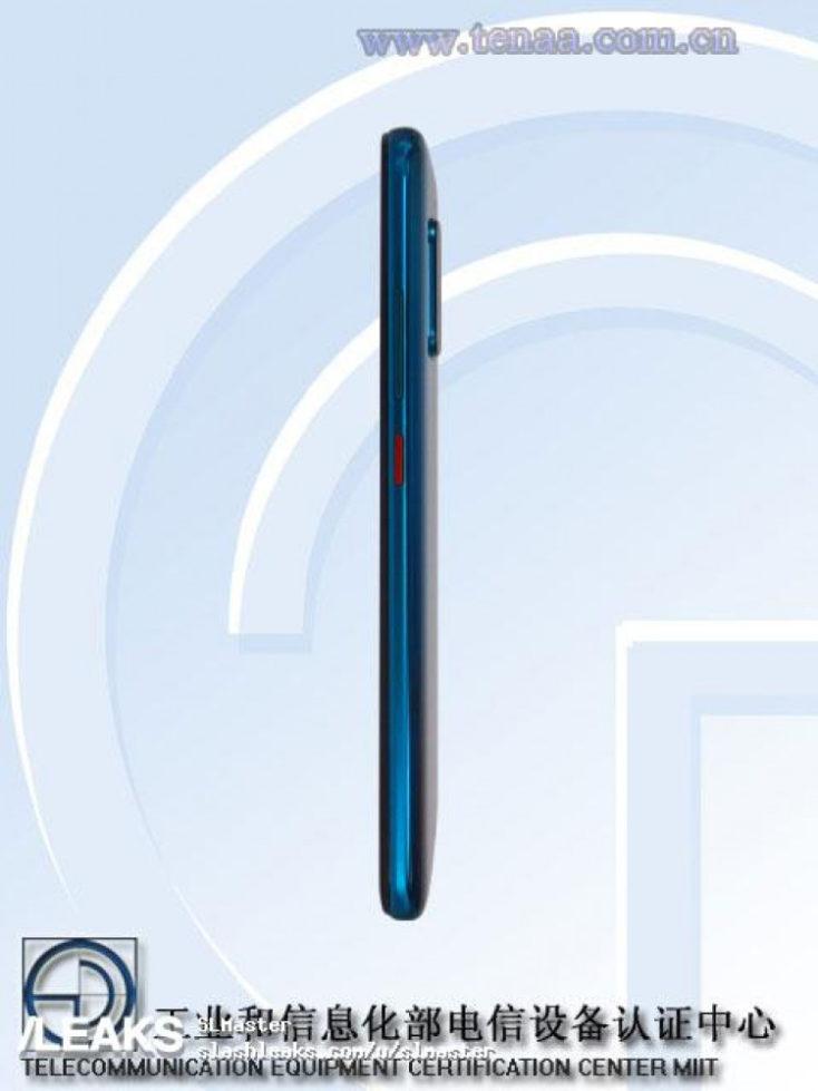 Redmi Note 10 Pro Power-Button
