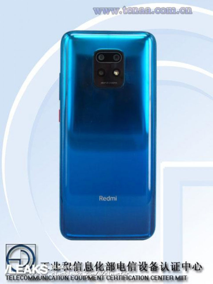 Redmi Note 10 Pro Rueckseite