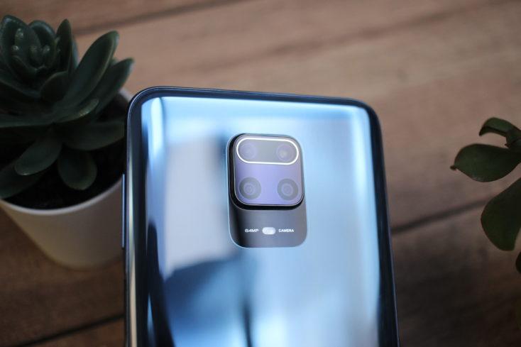 Redmi Note 9 Pro Kamera