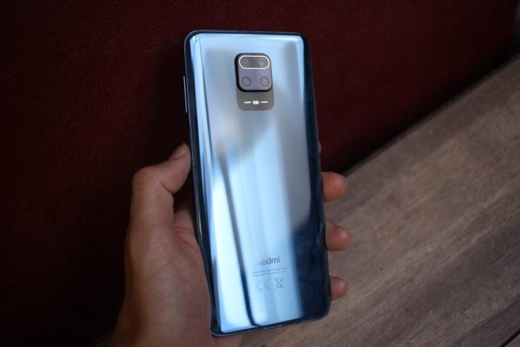 Redmi Note 9 Pro Rueckseite