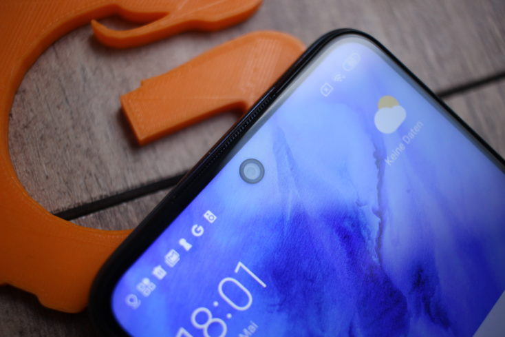 Redmi Note 9 Pro Smartphone Punch-Hole