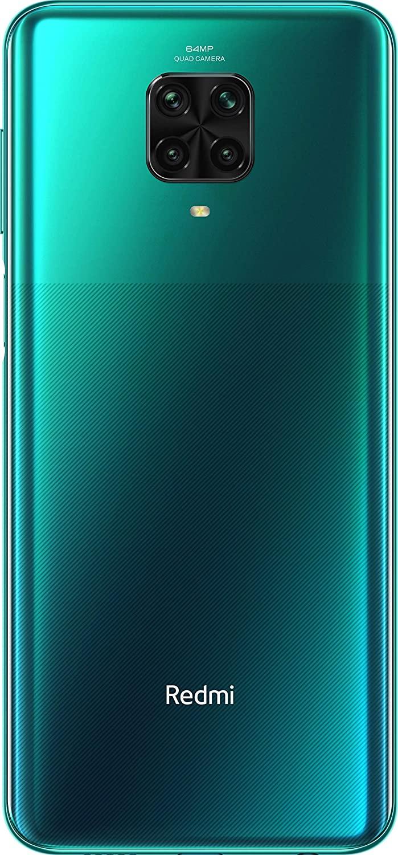 Redmi Note 9 Pro Tropical Green Rückseite