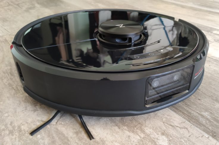 Roborock S6 MaxV Saugroboter Masse Gewicht