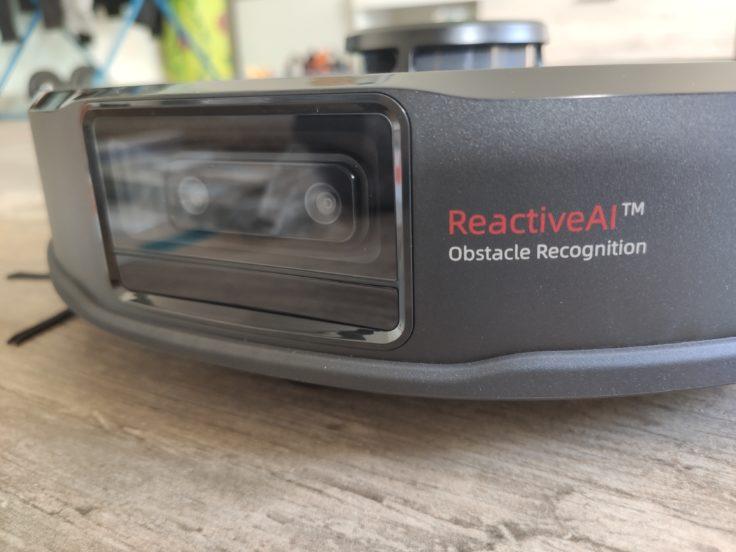 Roborock S6 MaxV Saugroboter Reactive AI Kameraerkennung