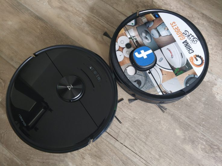 Roborock S6 MaxV Saugroboter Vergleich Deebot Ozmo 950