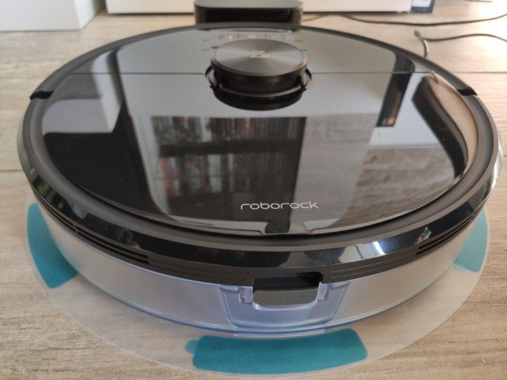 Roborock S6 MaxV Saugroboter Wasserauffangmatte