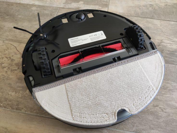 Roborock S6 MaxV Saugroboter Wischfunktion Aufsatz