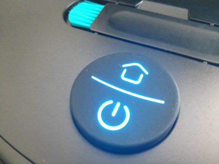 Viomi V3 Saugroboter Bedienelemente LED