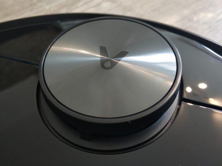 Viomi V3 Saugroboter Laserdistanzsensor Design