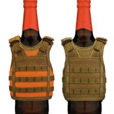 Warnweste 2 Flaschen