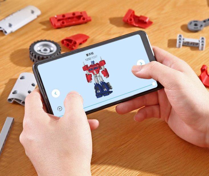 Xiaomi Hasbro Optimus Prime Smartphoneanleitung