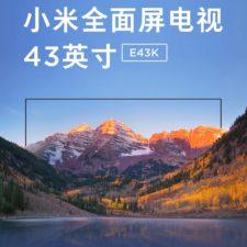 Xiaomi TV E43K gross