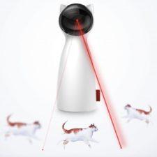 Automatischer Katzenlaser Itielbild