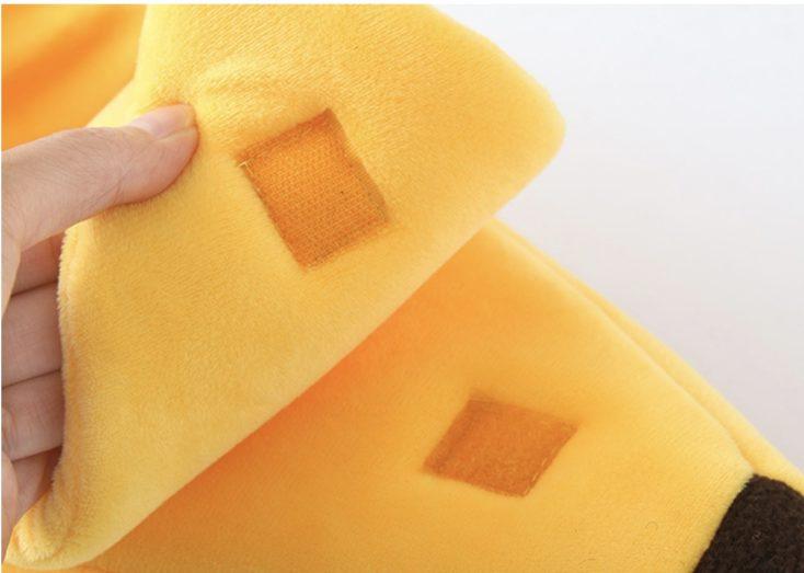 Banane Katze Verschluss