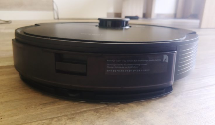 Ecovacs Deebot Ozmo T8 AIVI Saugroboter Wischfunktion Ozmo Pro
