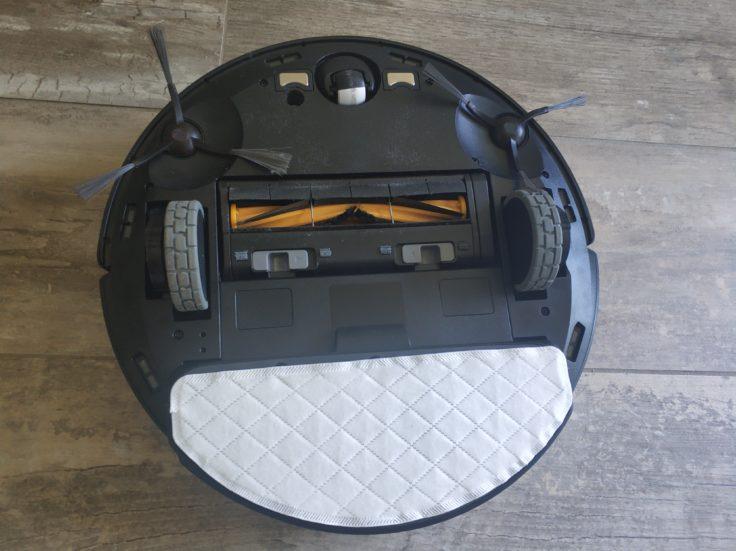 Ecovacs Deebot Ozmo T8 AIVI Saugroboter angebrachte Wischfunktion