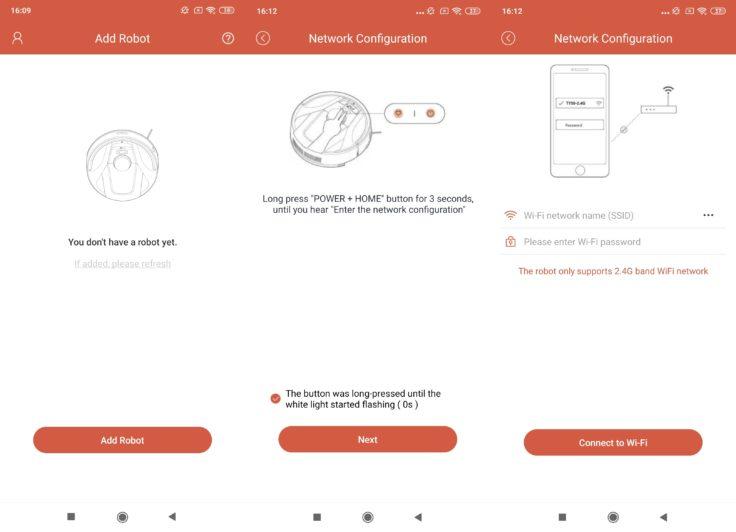 Haier TAB Tabot TATA Future App Einbindung WLAN