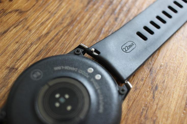 Haylou Solar Smartwatch Silikonarmband