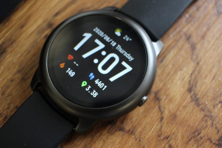 Haylou Solar Smartwatch Verarbeitung