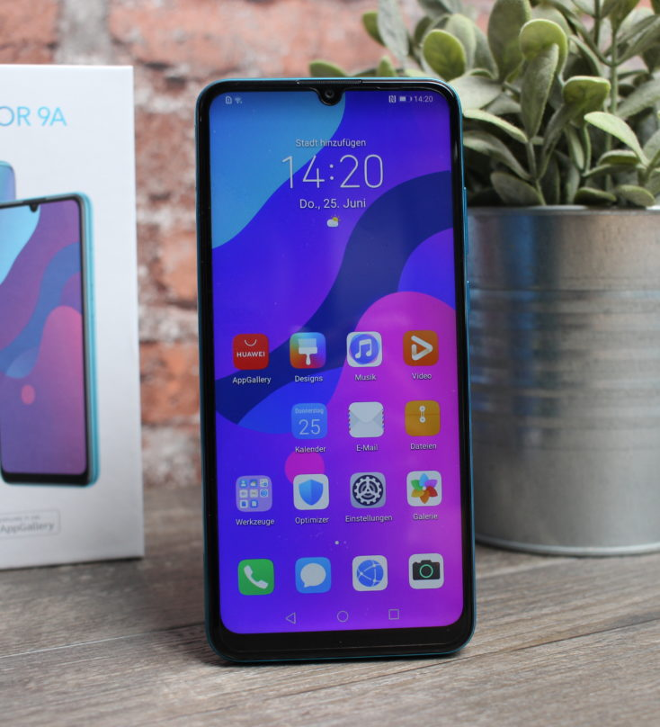 Honor 9A Smartphone