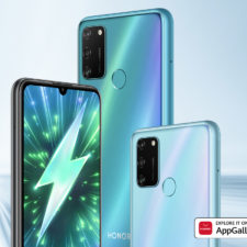 Honor 9A Smartphone Design