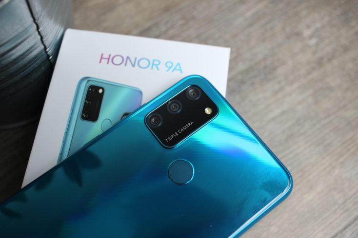 Honor 9A Smartphone Kamera