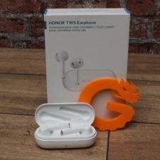 Honor Magic Earbuds Kopfhoerer mit Verpackung